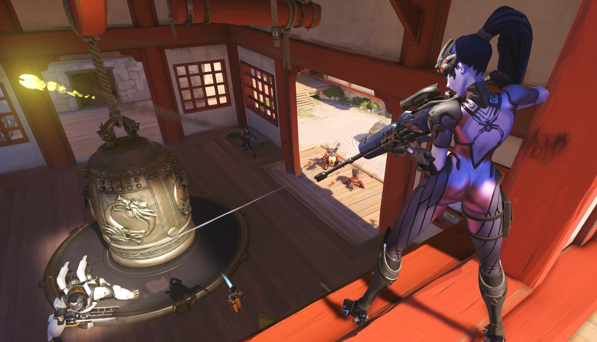 Se acerca la beta de Overwatch [BLIZZARD]