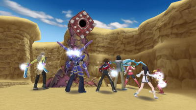 Tales of Hearts R event 5