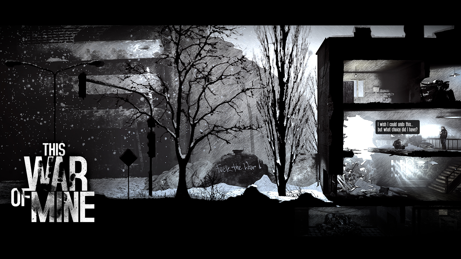 "Trailer de ""This War of Mine"", el otro lado de la guerra. [VIDEOS]"