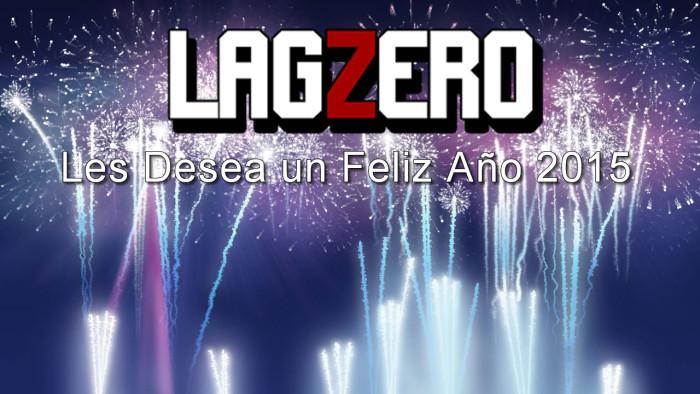 LagZero les desea un feliz 2015