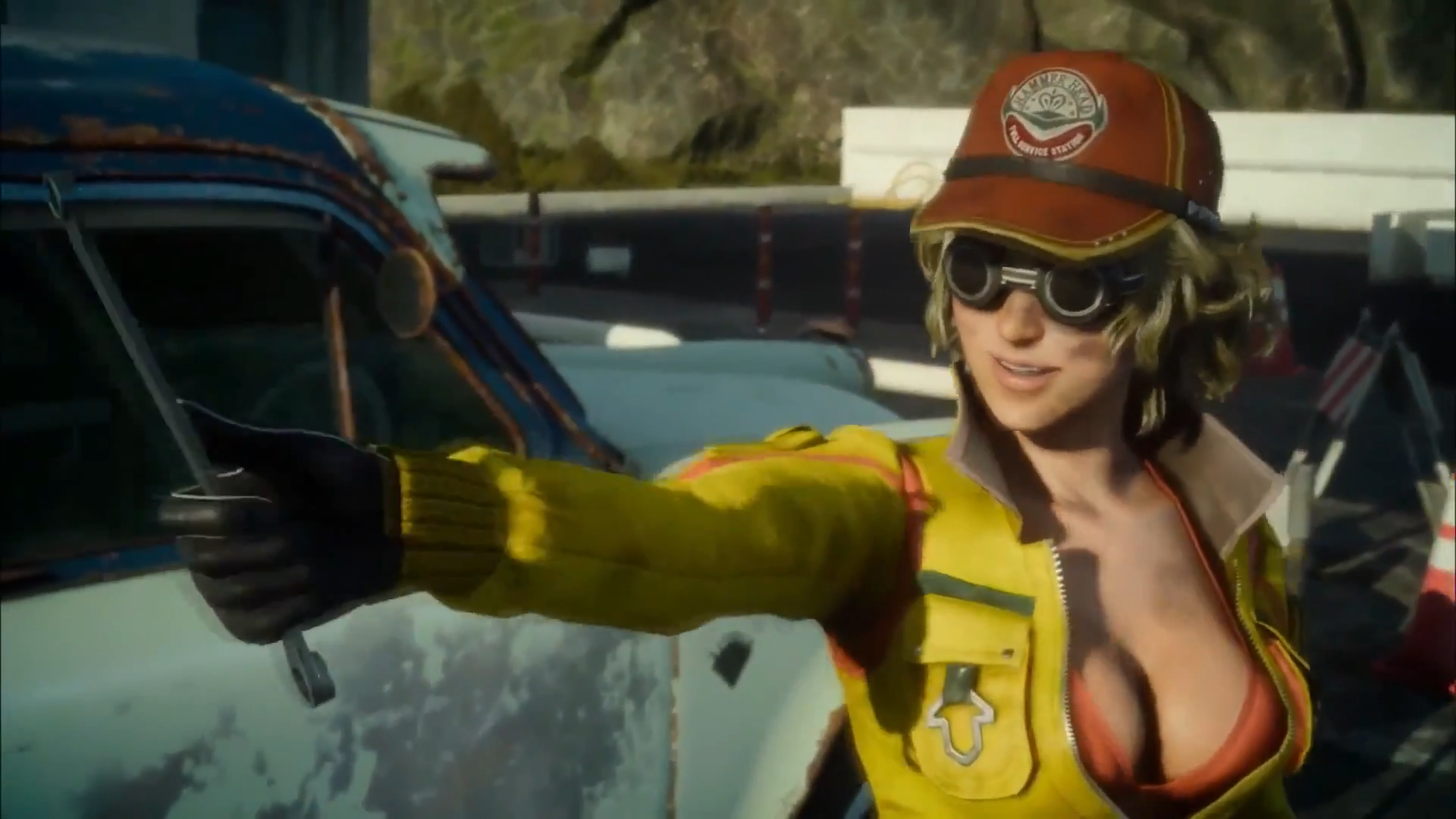 Cindy Final Fantasy XV
