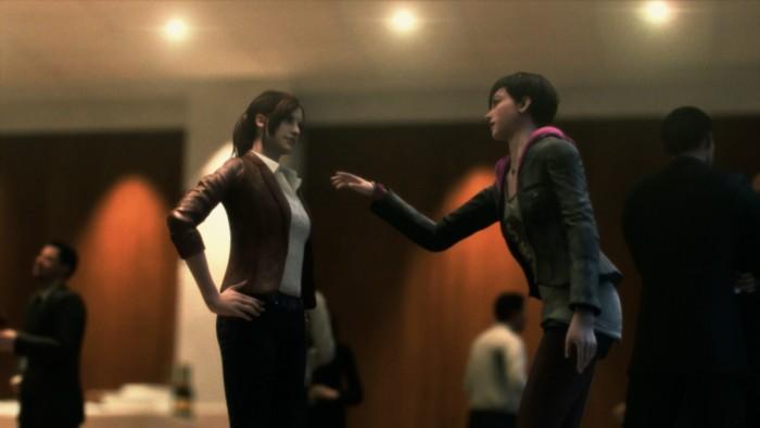 Así es la primera cinemática de Resident Evil: Revelations 2 [Video]
