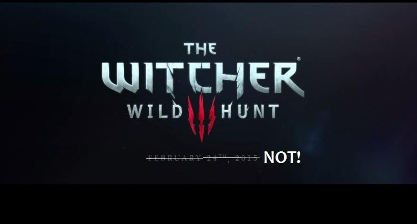 Deberemos seguir esperando al juego mas esperado del 2014: The Witcher 3 se retrasa.