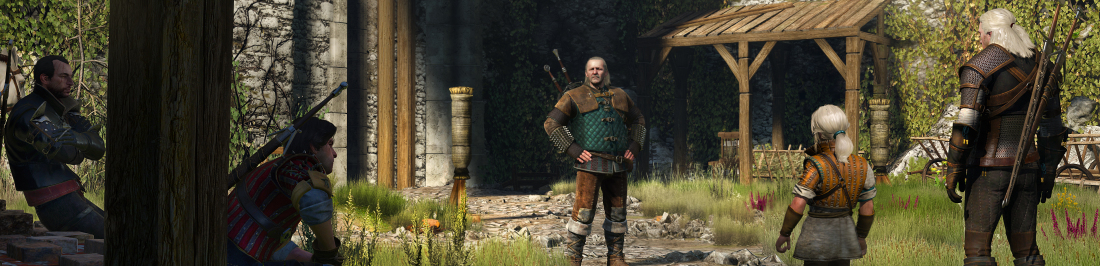 Revelado el otro personaje jugable en The Witcher 3: The Wild Hunt [Screenshots]