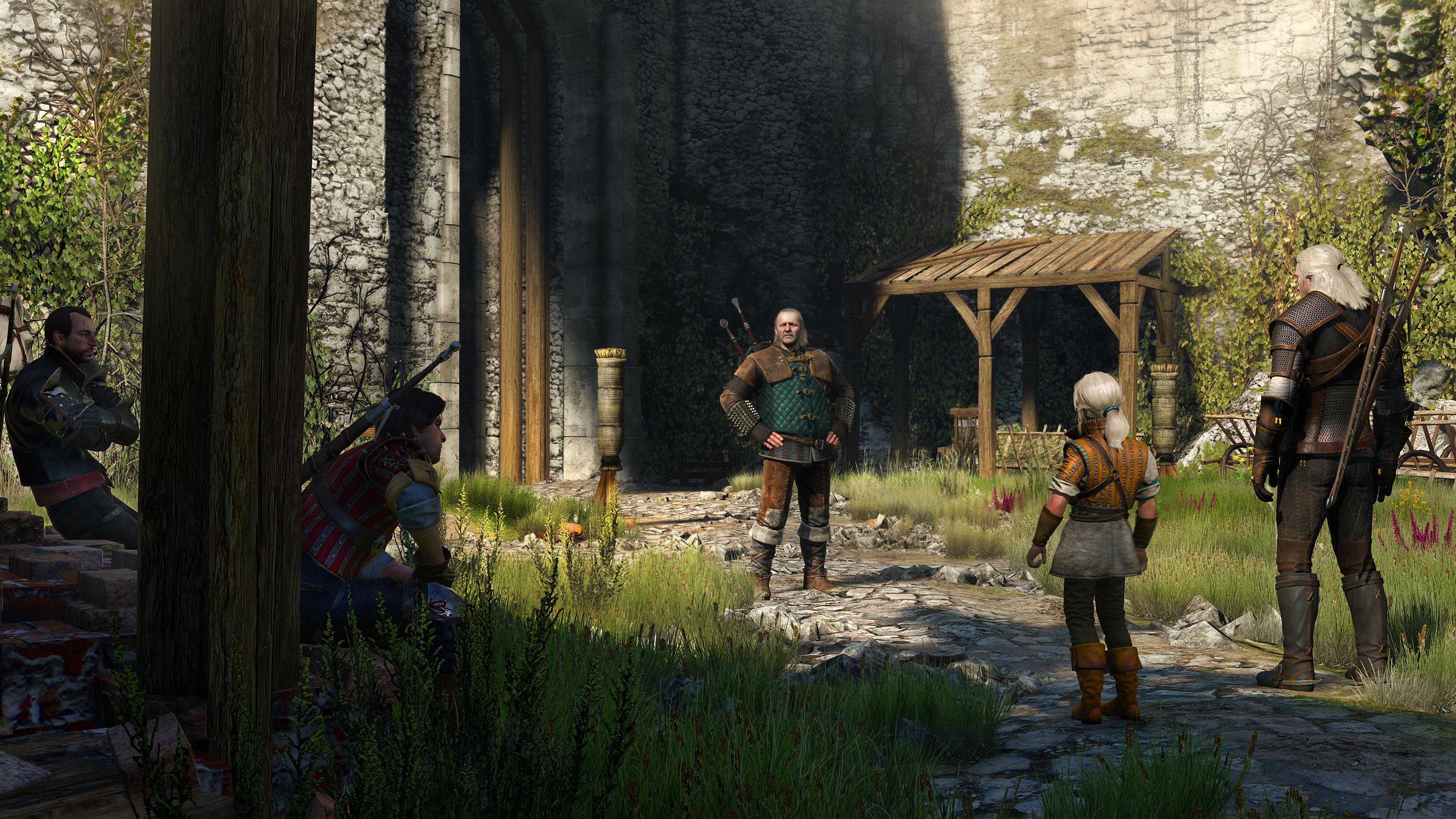 Revelado el otro personaje jugable en The Witcher 3: The Wild Hunt [Screenshots]