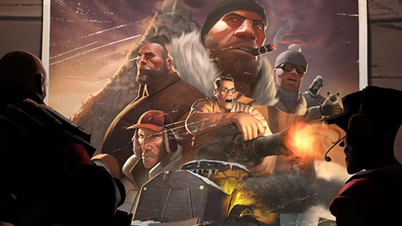 End of the Line es el espectacular corto hecho en SFM por la comunidad de Team Fortress 2