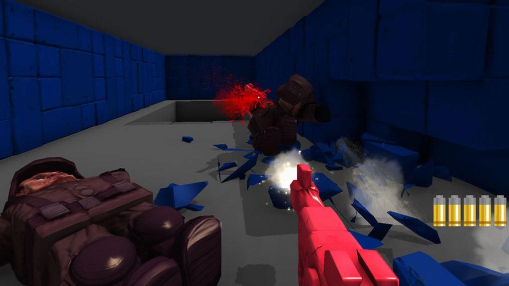 ¿Aburrido? quizás volver a matar nazis en Super Wolfenstein HD te ayude a pasar el rato