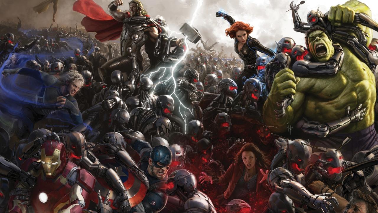 Hulk vs Iron Man, mejores amigos por siempre.[VIDEOS]