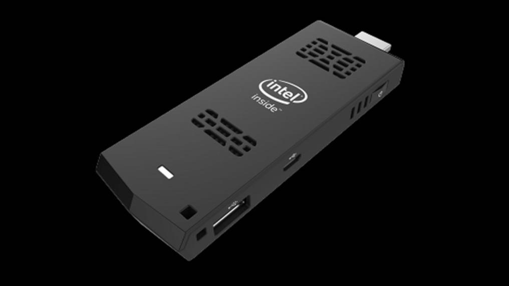 Este dispositivo del porte de un pendrive es la respuesta de Intel al chromecast [Hardware]