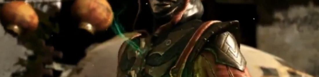 Ermac vuelve a Mortal Kombat. [VIDEO]