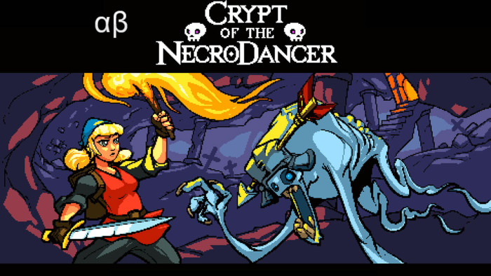 LagZero αlfa-βeta: Crypt of the Necrodancer