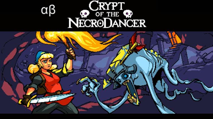 LagZero αlfa-βeta: Crypt of the Necrodancer