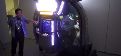 Miren y lloren, el nuevo juego Star Wars: Battle Pod disponible solo en selectos locales Arcades