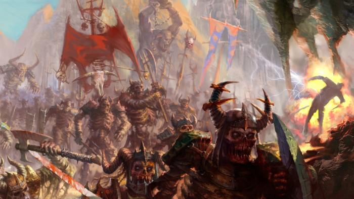Total War: Warhammer anunciado sin querer [Suele suceder]