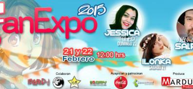 Fanexpo en Valparaíso este 21 y 22 de Febrero, ¡Y TENEMOS ENTRADAS!.[CONCURSO]