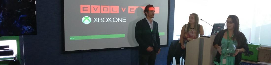 Así fue el lanzamiento de Evolve [Evento + Primeras Impresiones]