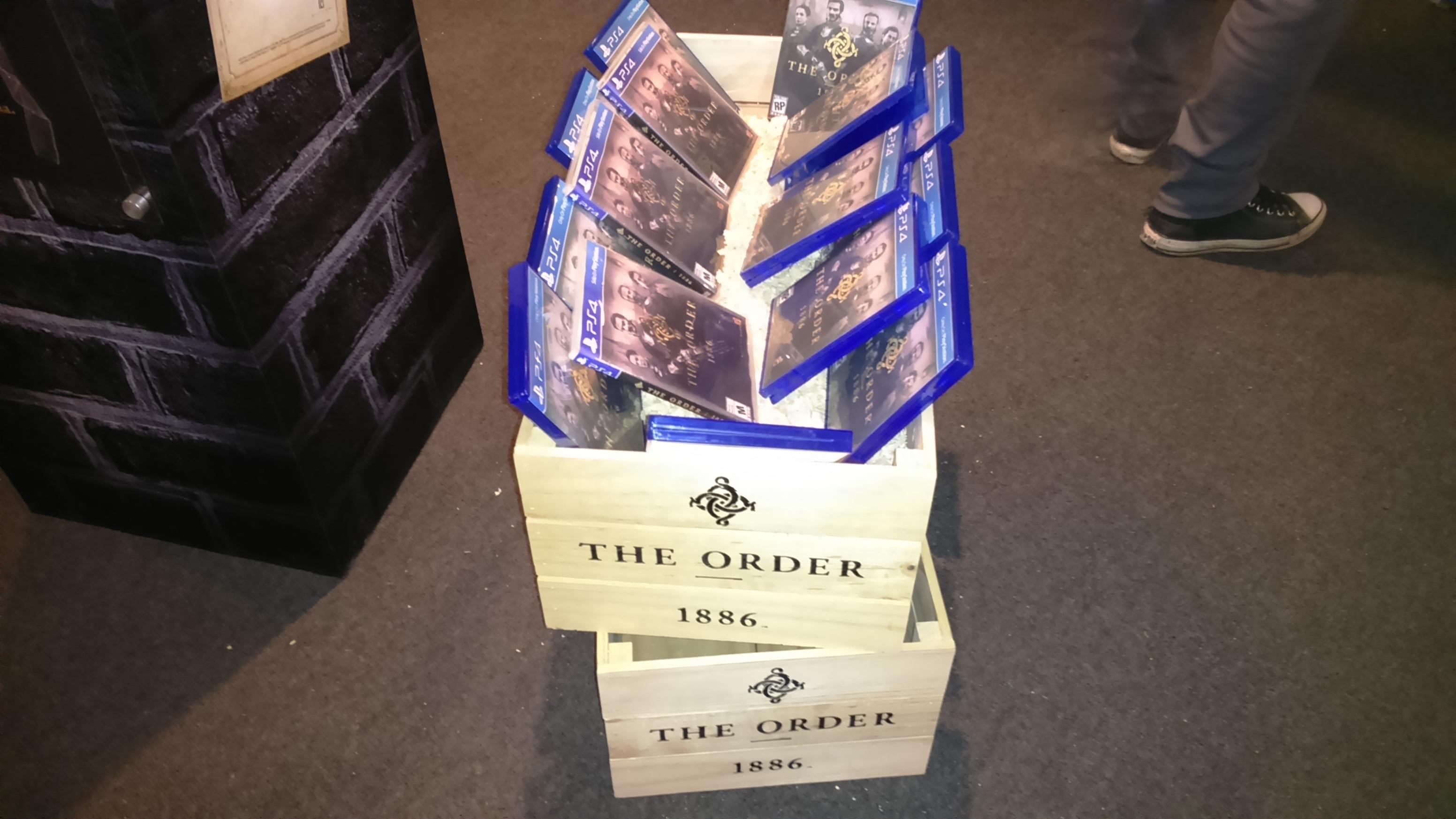 Estuvimos en el lanzamiento de The Order: 1886 en Chile.[EVENTOS]