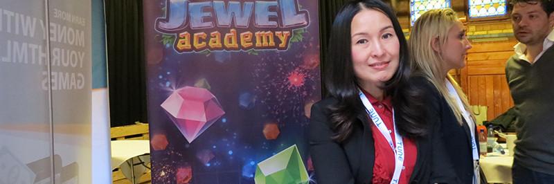 Stand de Jewel Academy