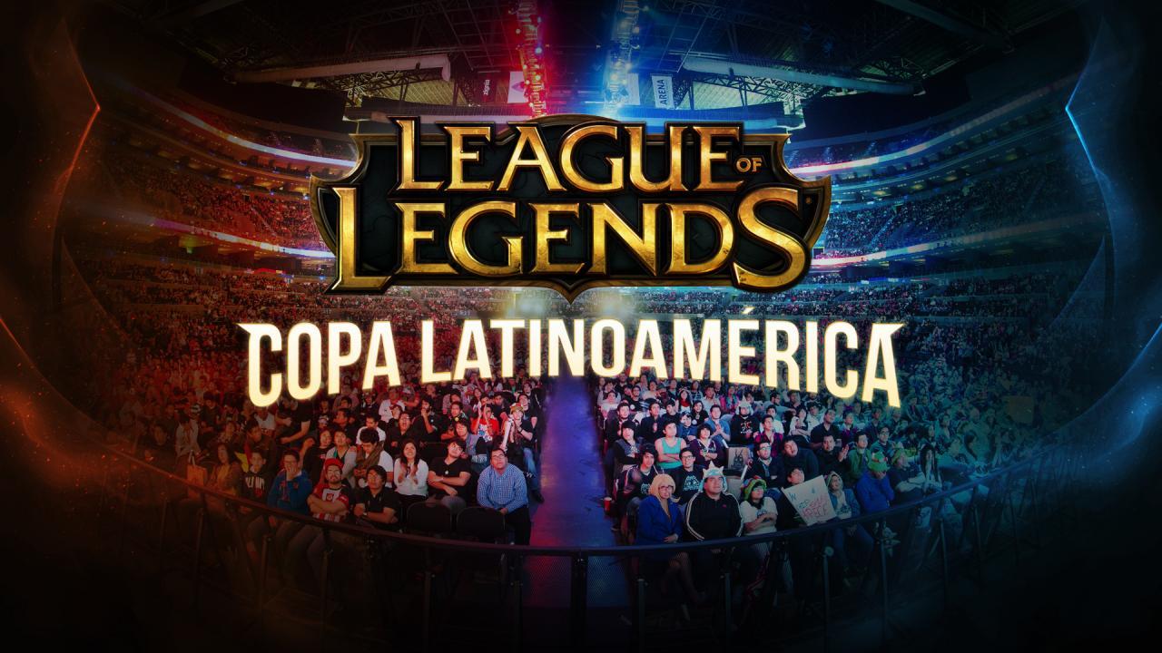 Copa Latinoamérica de League of Legends 2015 en Chile.[CEHACHEI]