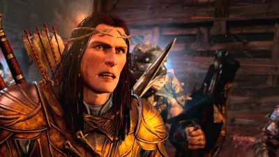 Shadow of Mordor Bright Lord
