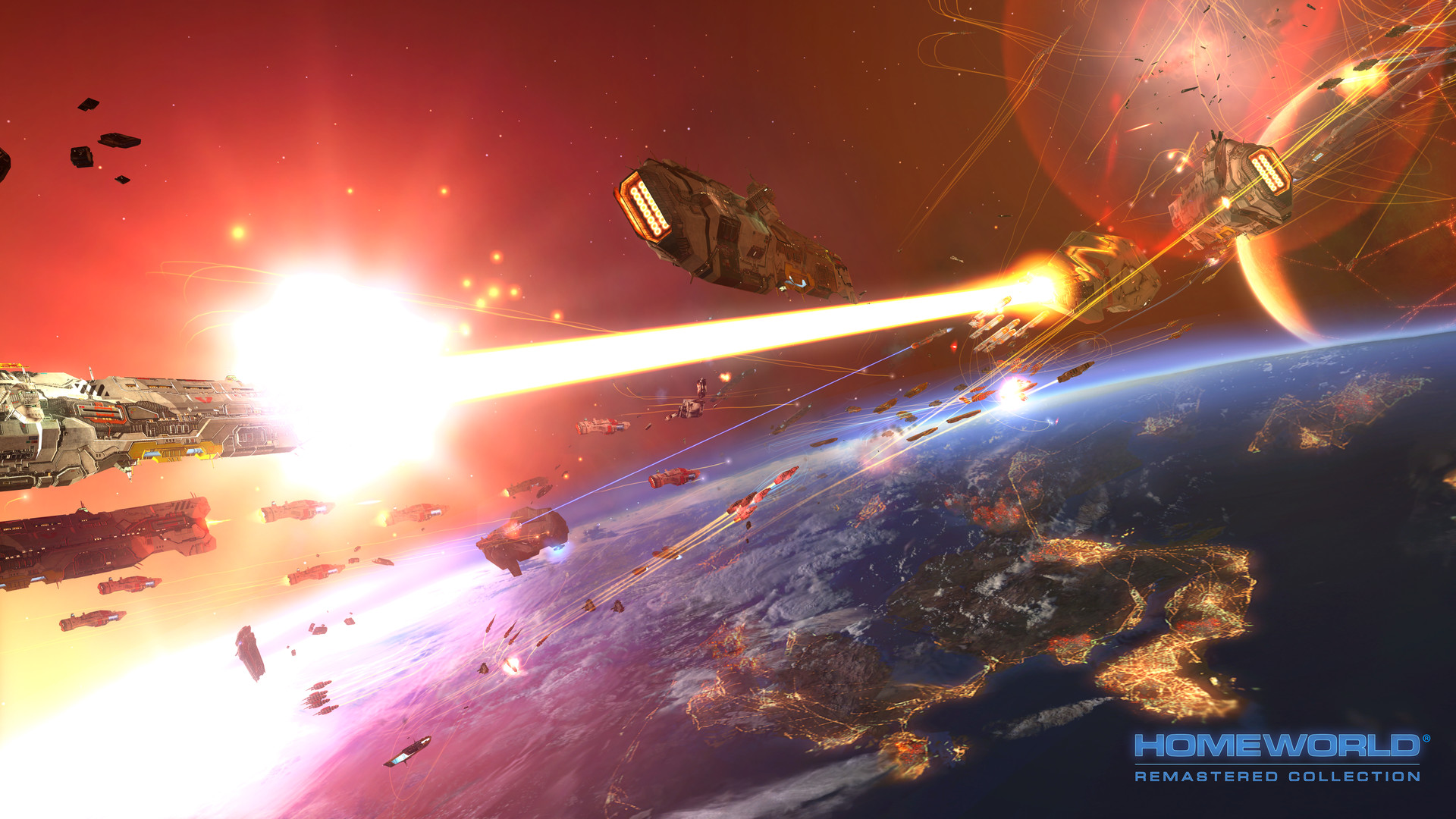 Homeworld 2 Remastered, trailer de la historia [Ahora en gloriosa alta definición]