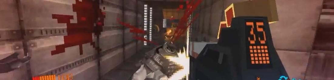 Strafe es un juego indie que alcanzo en los últimos minutos su meta, este trailer muestra la felicidad de los creadores