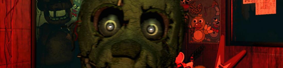 Five Nights at Freddy's 3 aparece de la nada y ya esta en Steam