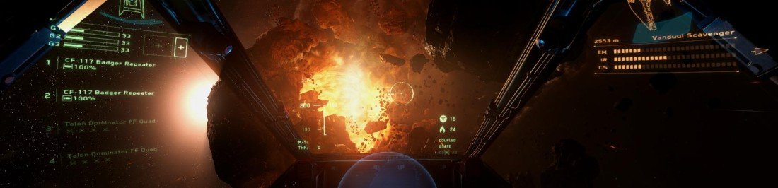 LagZero αlfa-βeta: Star Citizen [Arena Commander]