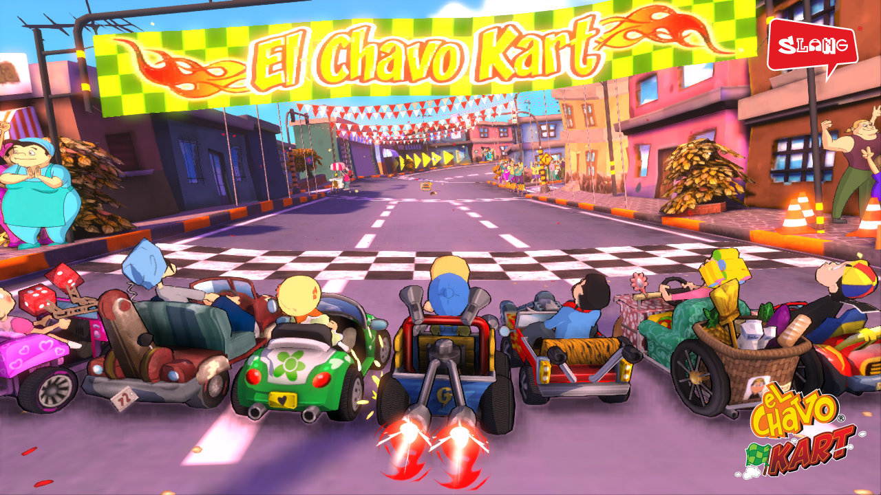 Lagzero Analiza: El Chavo Kart, ¡NO TE DOY OTRA NO MÁS!.[REVIEWS ATRASADAS]