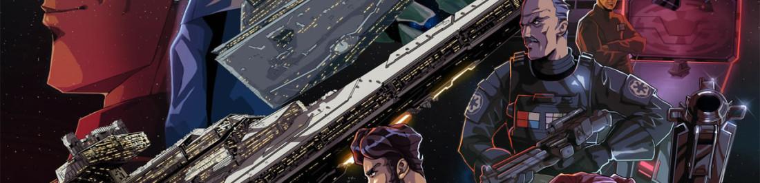 Denle una mirada a este impresionante corto animado fan-made basado en Star Wars: Tie Fighter