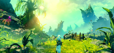Anunciado Trine 3: The Artifacts of Power