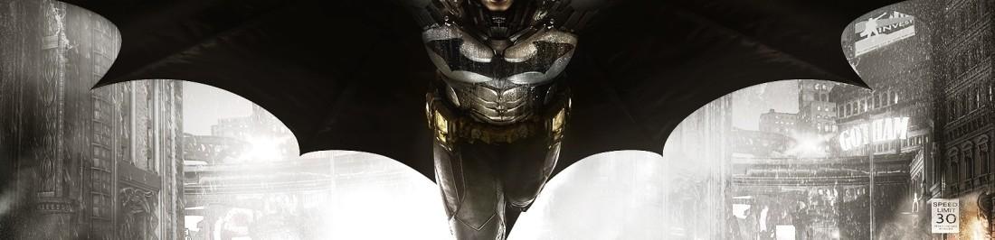 """Algunos amiwitos de """"Batman: Arkham Knight"""" revelados.[SUPER GIFS NIUS]"""
