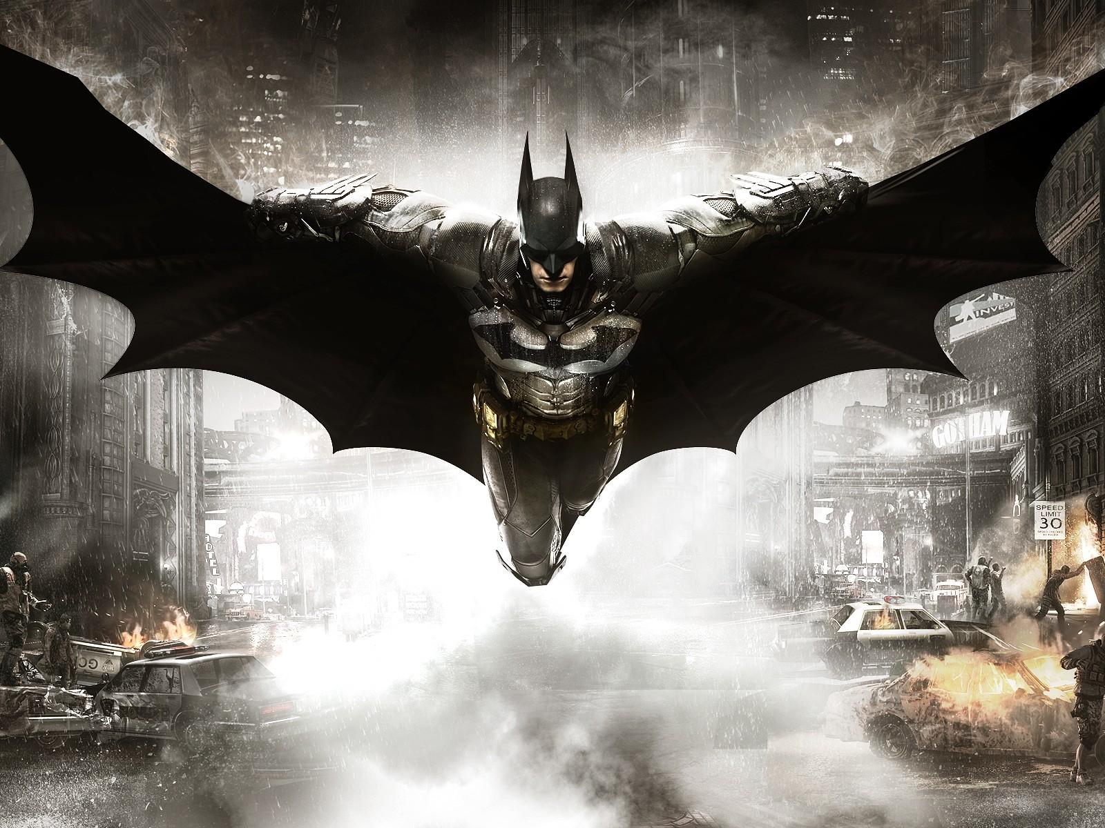 Se actualizan los requerimientos de Batman: Arkham Knight [Atención usuarios de AMD]