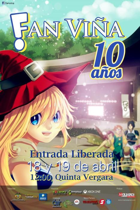 FANVIÑA2015_AFICHE fv15