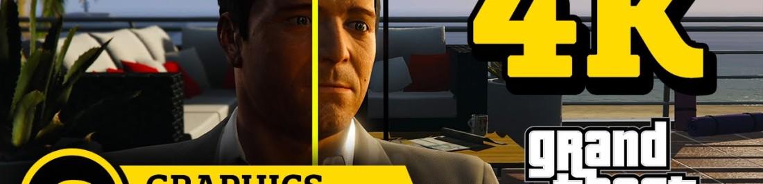 Comparación de GTA V entre Xbox One, PS4 y PC 4K.[VIDEOS]