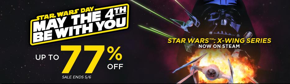 Super ofertón de juegos Star Wars en Steam