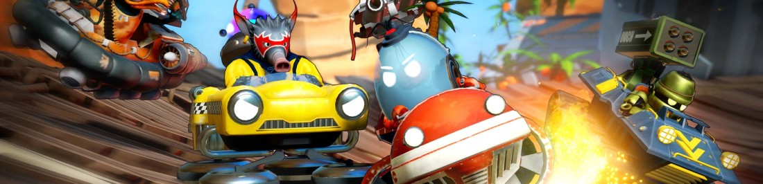 Space Dust Racers, el jueguito de carreras que necesitamos en PC.[VIDEO]
