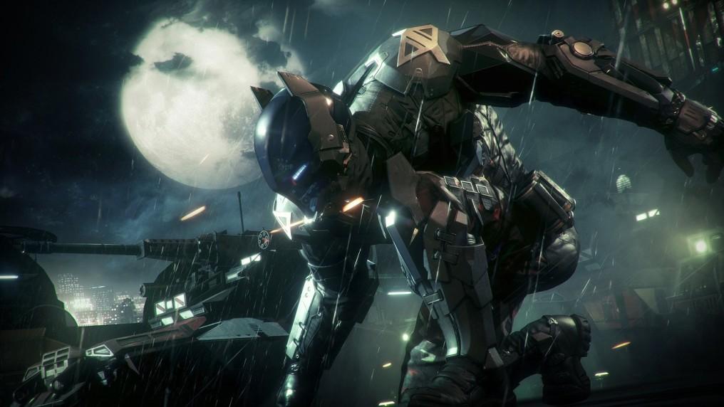 Esto requerirá tu tarro para correr Batman:Arkham Knight [Bati- Requerimientos]