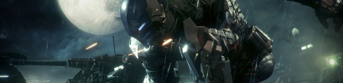 Nvidia con Gameworks agrega un par de interesantes efectos a Batman: Arkham Knight