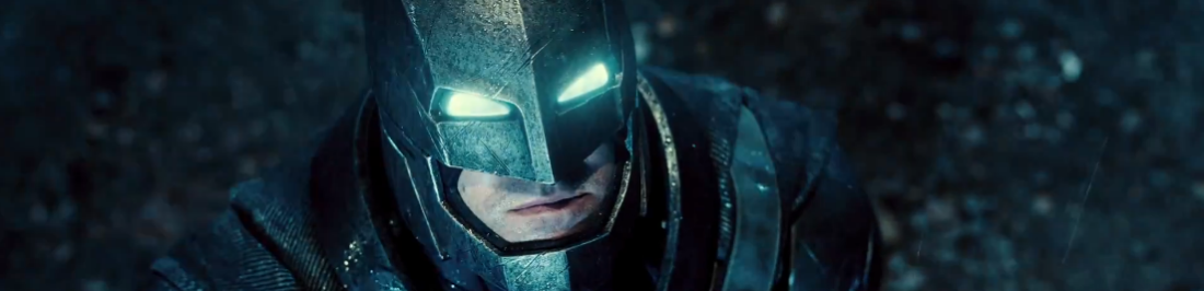 Trailer oficial de Batman v Superman: Dawn of Justice. [YUJUUU TRAILERS]