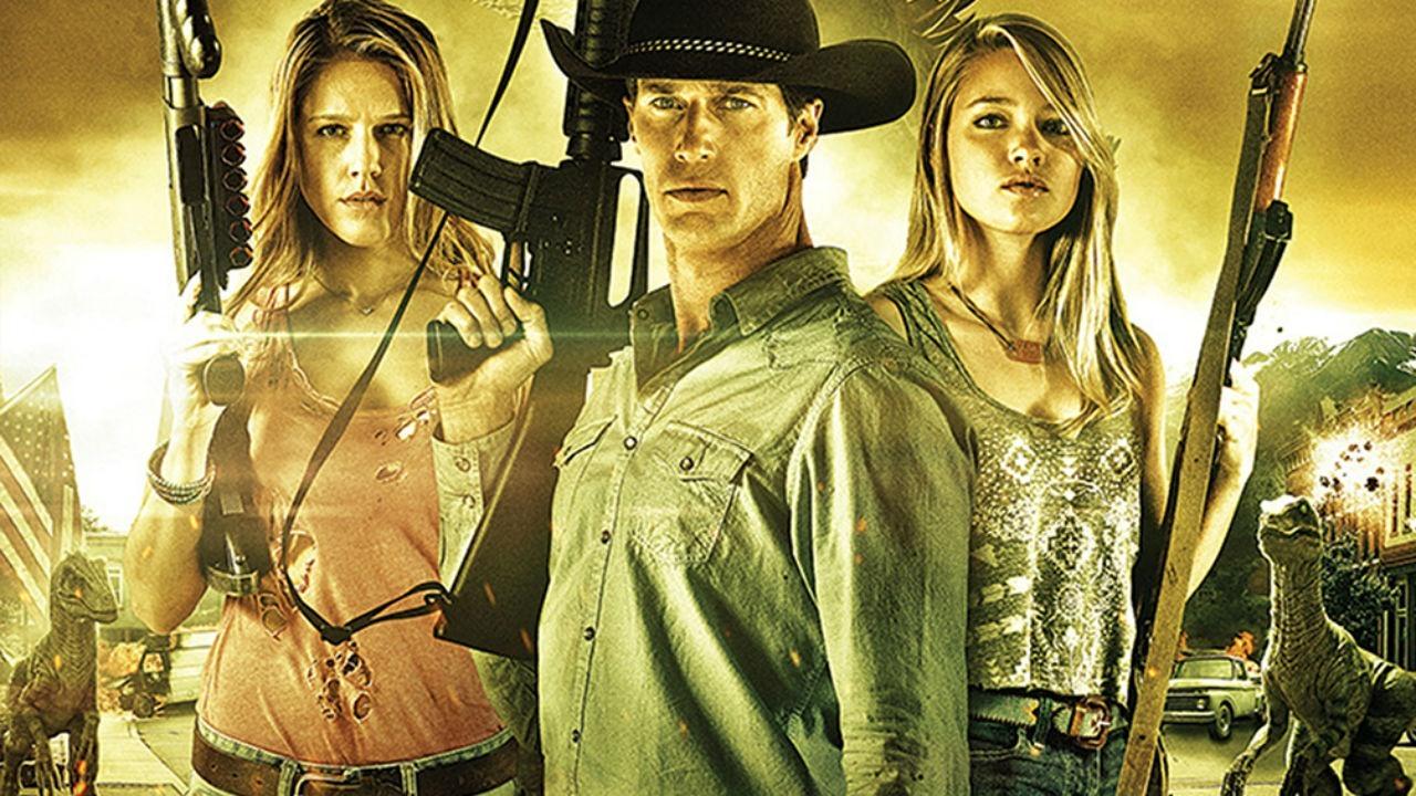Cowboys vs. Dinosaurs: ¡ES TAN MALA QUE ES BUENA!.[CUALQUIER COSA NIUS]