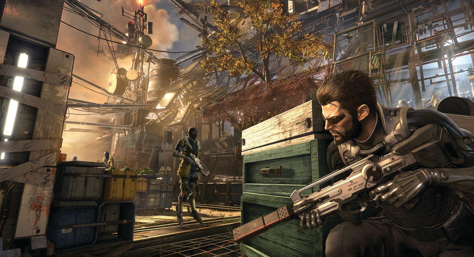 Acomódate para ver 25 minutos de Gameplay de Deus Ex: Manking Divided [Contiene Spoilers]