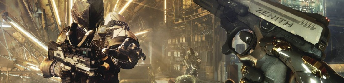 No importa que el trailer de Deus Ex: Mankind Divided sea solo CGI, sigue siendo espectacular [ZOMG trailer]