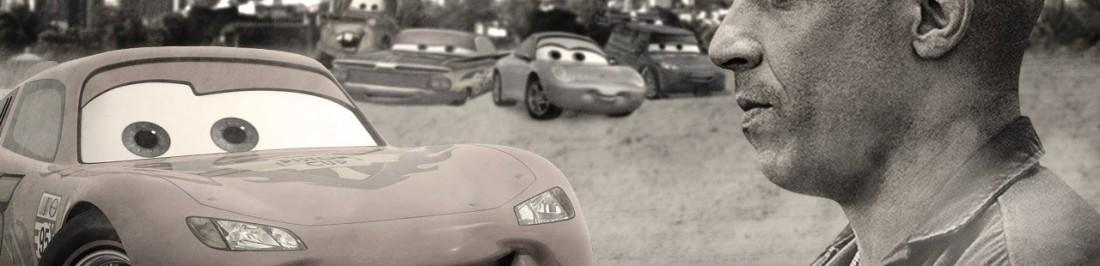 Rápidos y Furiosos 7 v Cars.[FAKE TRAILERS FTW!]