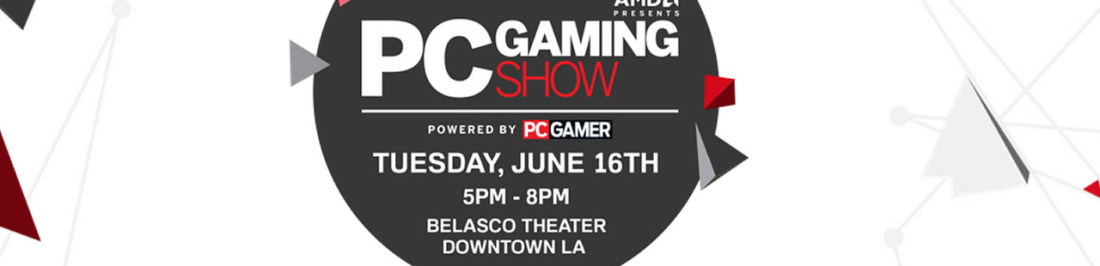 Esta es la ultima conferencia del E3 en vivo, The PC Gaming Show [#E32015]