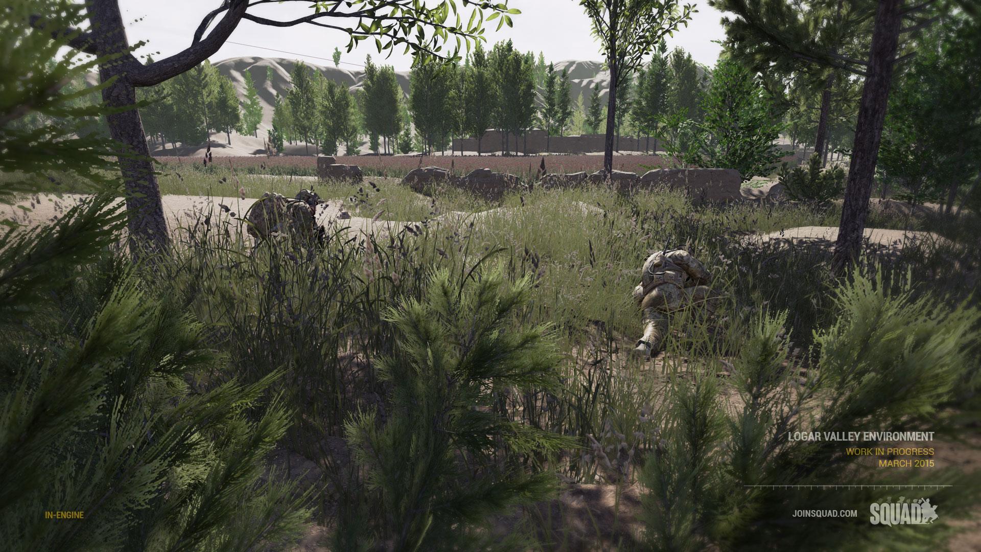 De los creadores del mod Project Reality llega Squad [FPS táctico militar]