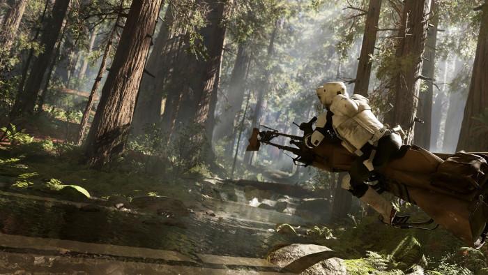 Este es el primer trailer de Star Wars Battlefront más algunos detalles