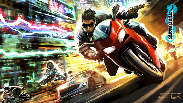 Demos una mirada a Triad Wars un MMO basado en Sleeping Dogs