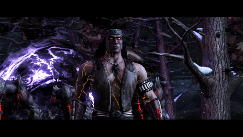 Recuerdan a Nightwolf?