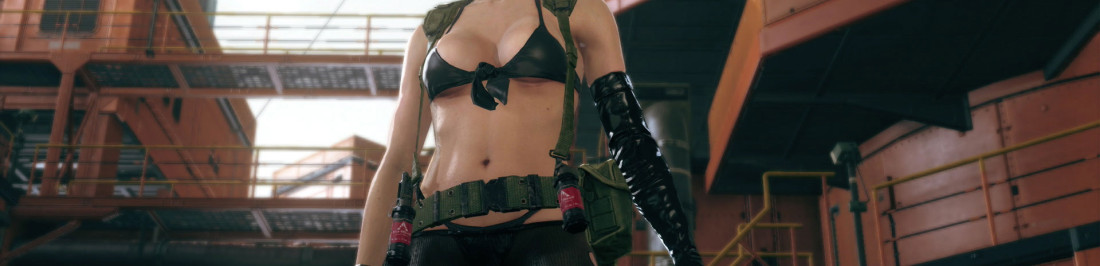 Figura de Metal Gear Solid 5 te dejará apretar sus boobs [BOOBS NEWS]